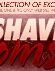 The one & the only web site where sluts are getting shaved clean before fucking